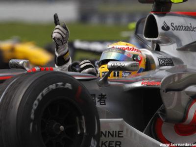 """Hamilton, nouveau """"boss"""" de l'écurie McLaren"""