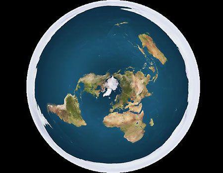 La Terre plate : une histoire qui ne tourne pas rond
