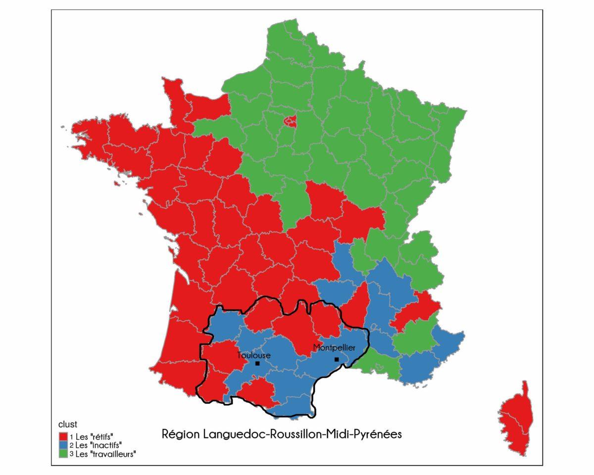 Joël Gombin: « Le FN est très haut parce que la majorité de l'électorat ne vote pas»