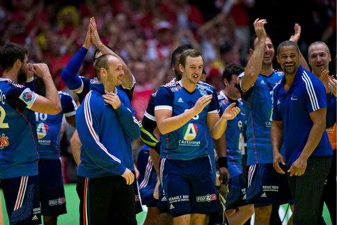 Handball – Euro 2014: la France au sommet