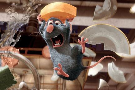 Annie Awards 2008 : le rat des villes de Disney-Pixar prêt pour la moisson