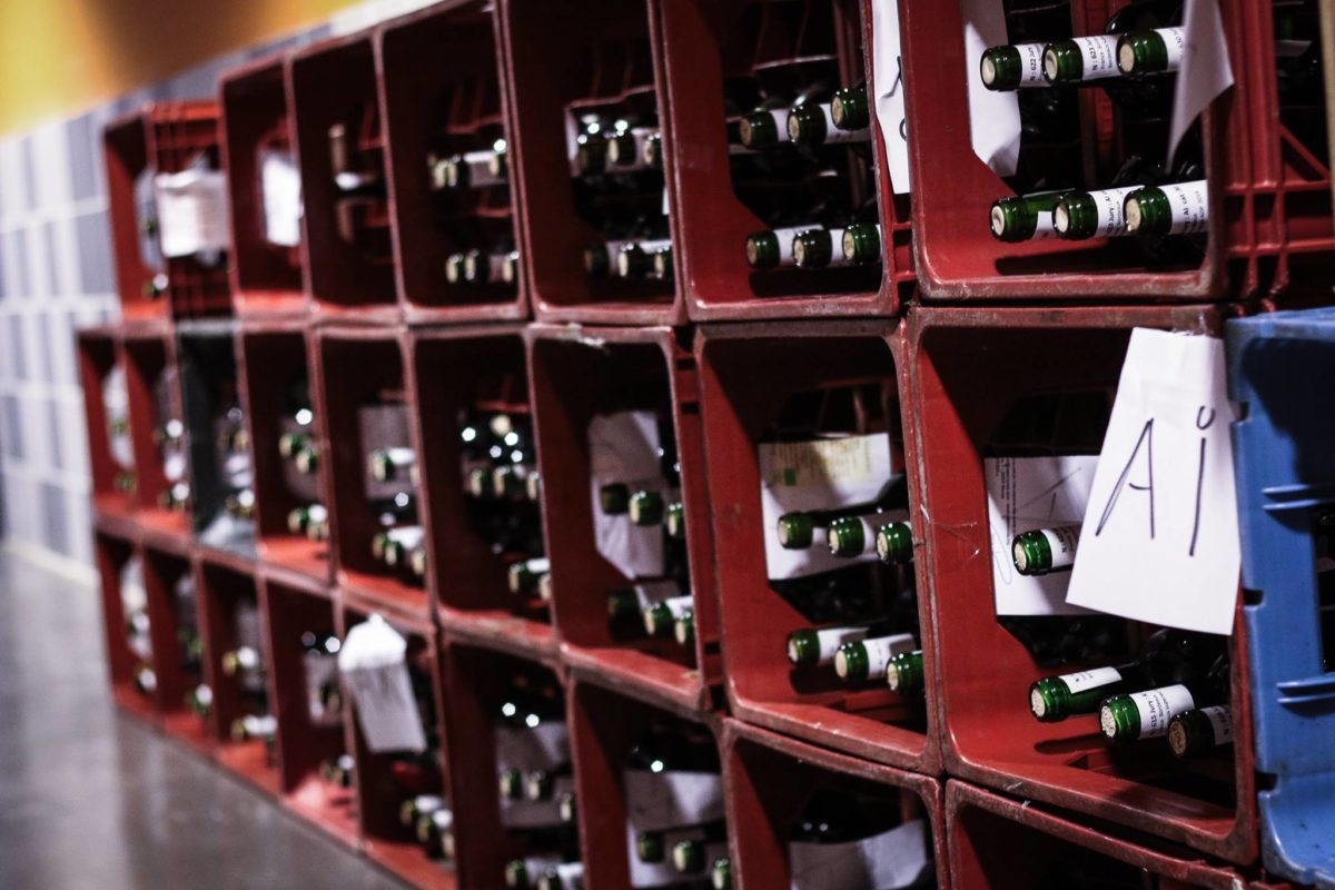 Challenge Millésime Bio : des vins dans les starting-blocks