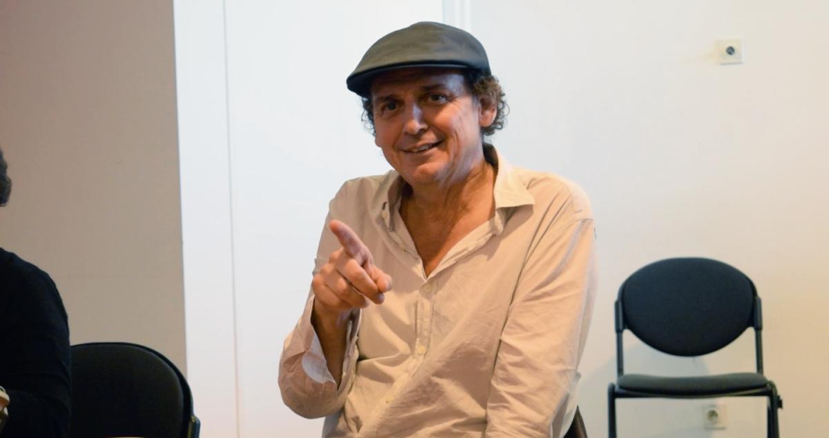 VIDÉO CINEMED #6 : Haut Courant à la rencontre de José Luis Guérin