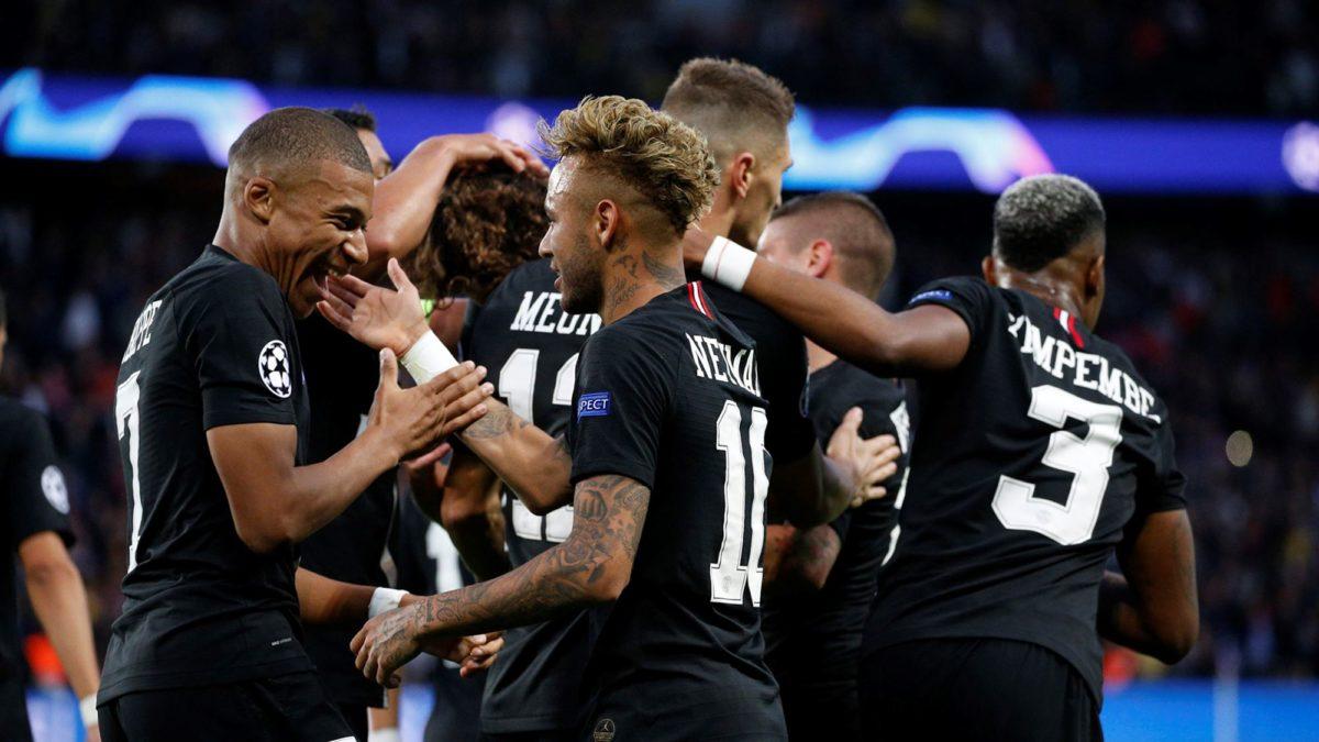 Ligue des Champions : Paris s'amuse, Monaco sombre
