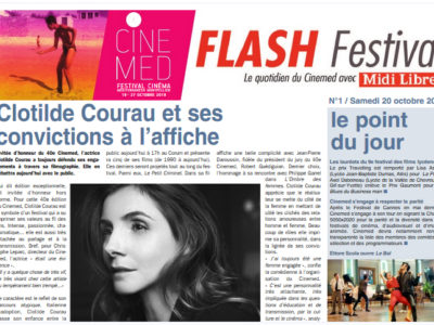 flash cinemed 2018