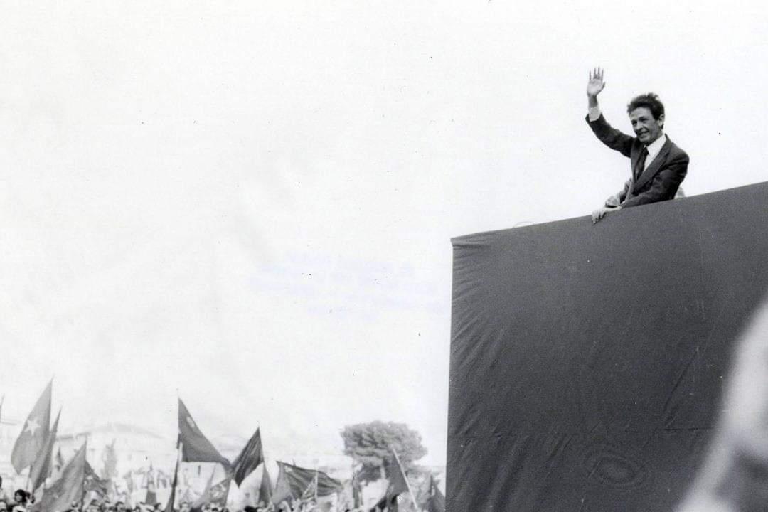 SÉANCE TENANTE #5 – Berlinguer ou le compromis politique à l'italienne