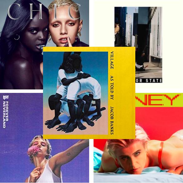 Un peu de soul, beaucoup de pop et du rock, passionnément — Top 5 des albums à écouter cette semaine