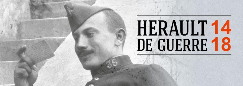 1914-1918 dans l'Hérault : une appli pour se souvenir