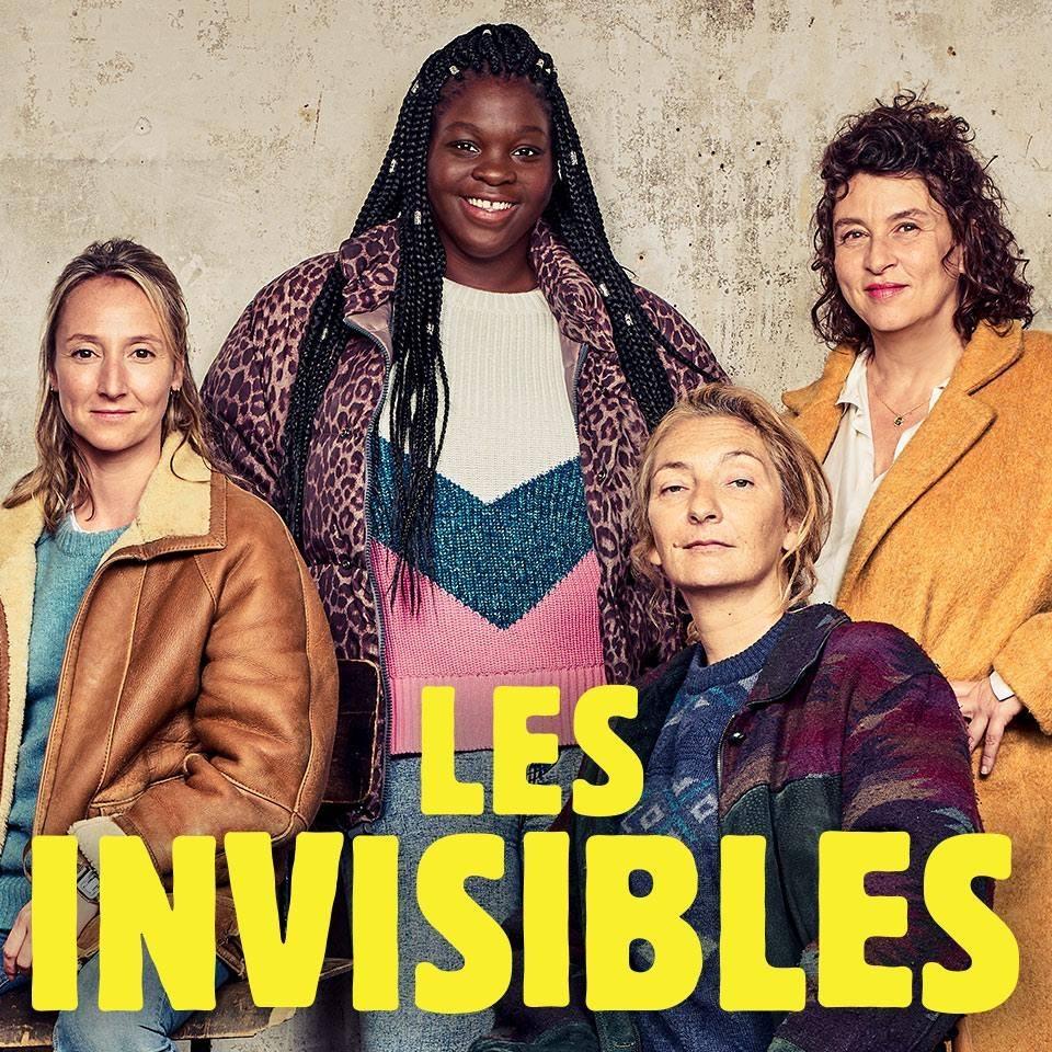Les Invisibles, une comédie sociale poignante.