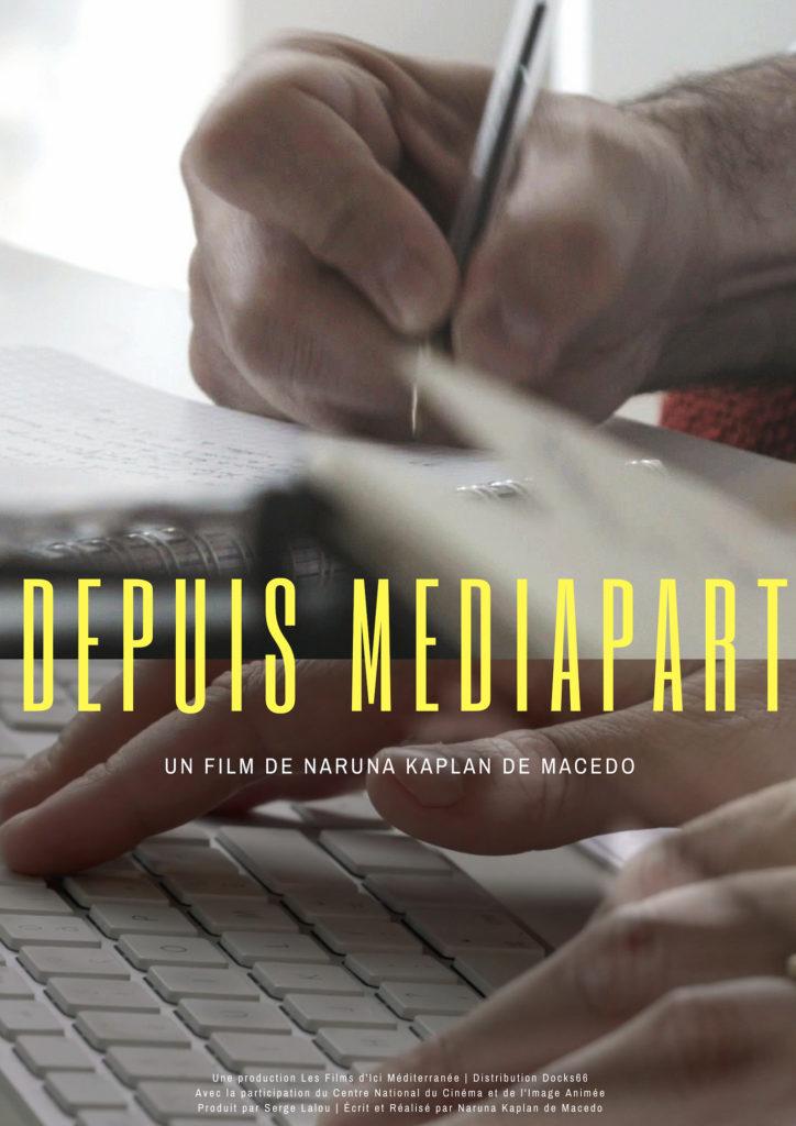« Depuis Mediapart », documentaire sur un média à part