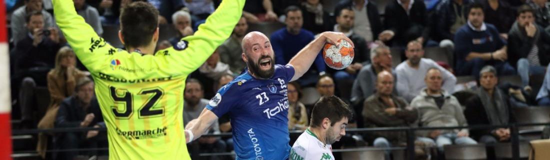 Handball : Le MHB mate Nîmes