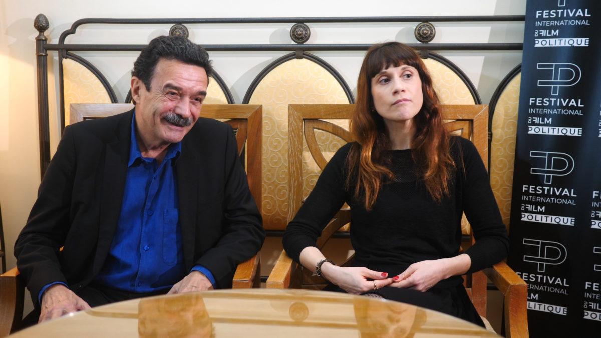 Vidéo : «Depuis Mediapart» vu par sa réalisatrice et Edwy Plenel