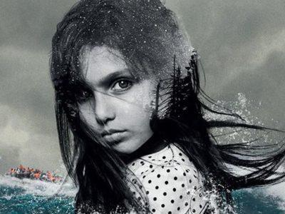 jeune fille devant la mer (affiche du film)