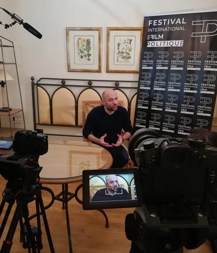 Vidéo: recontre avec le réalisateur belge Idriss Gabel