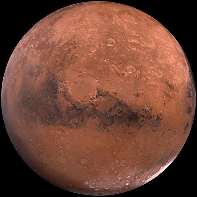 Nicolas Mangold : «les agences pensent envoyer des Hommes sur Mars vers 2035-2040»