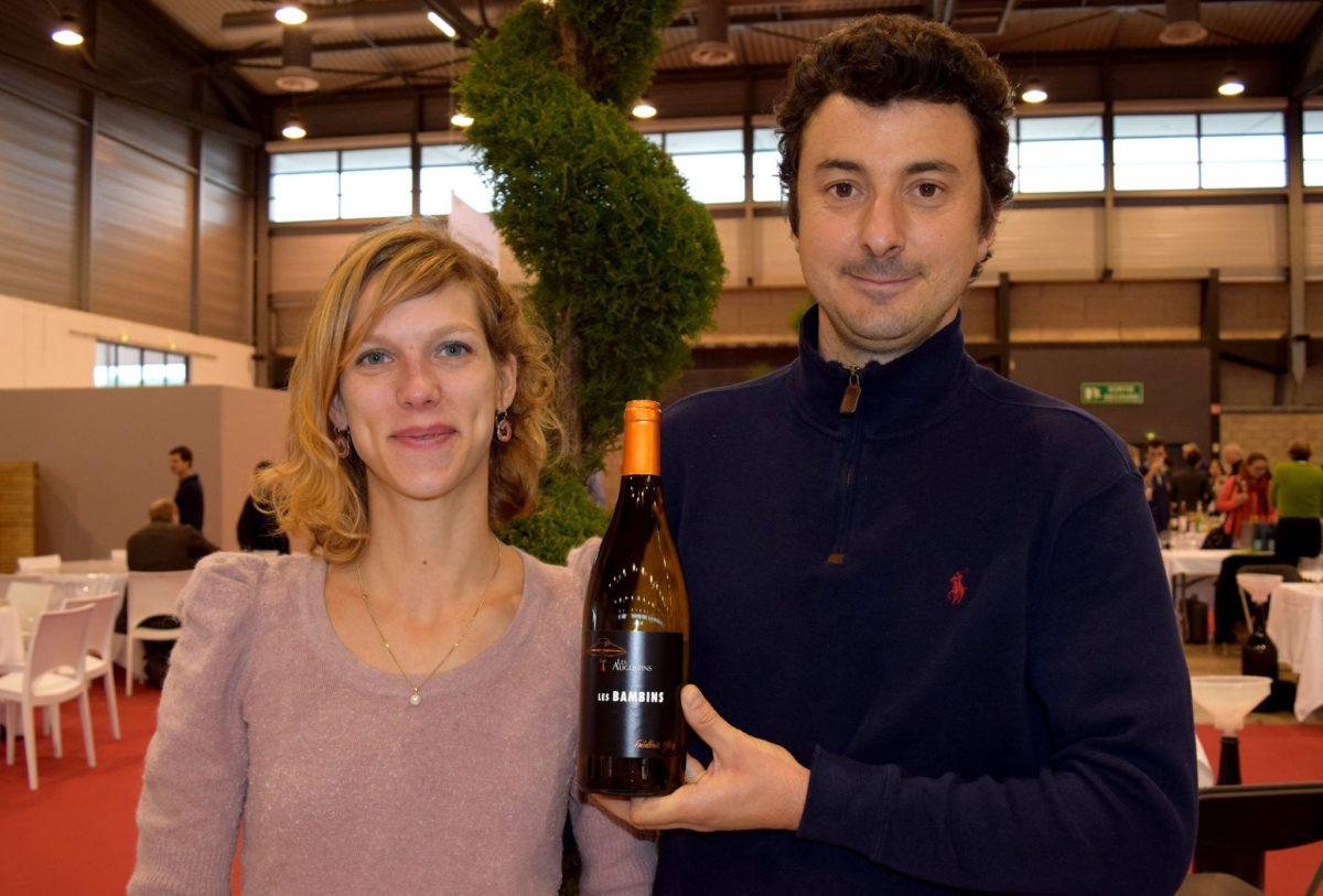 TOP 5 des vins «enfantins» à Millésime Bio