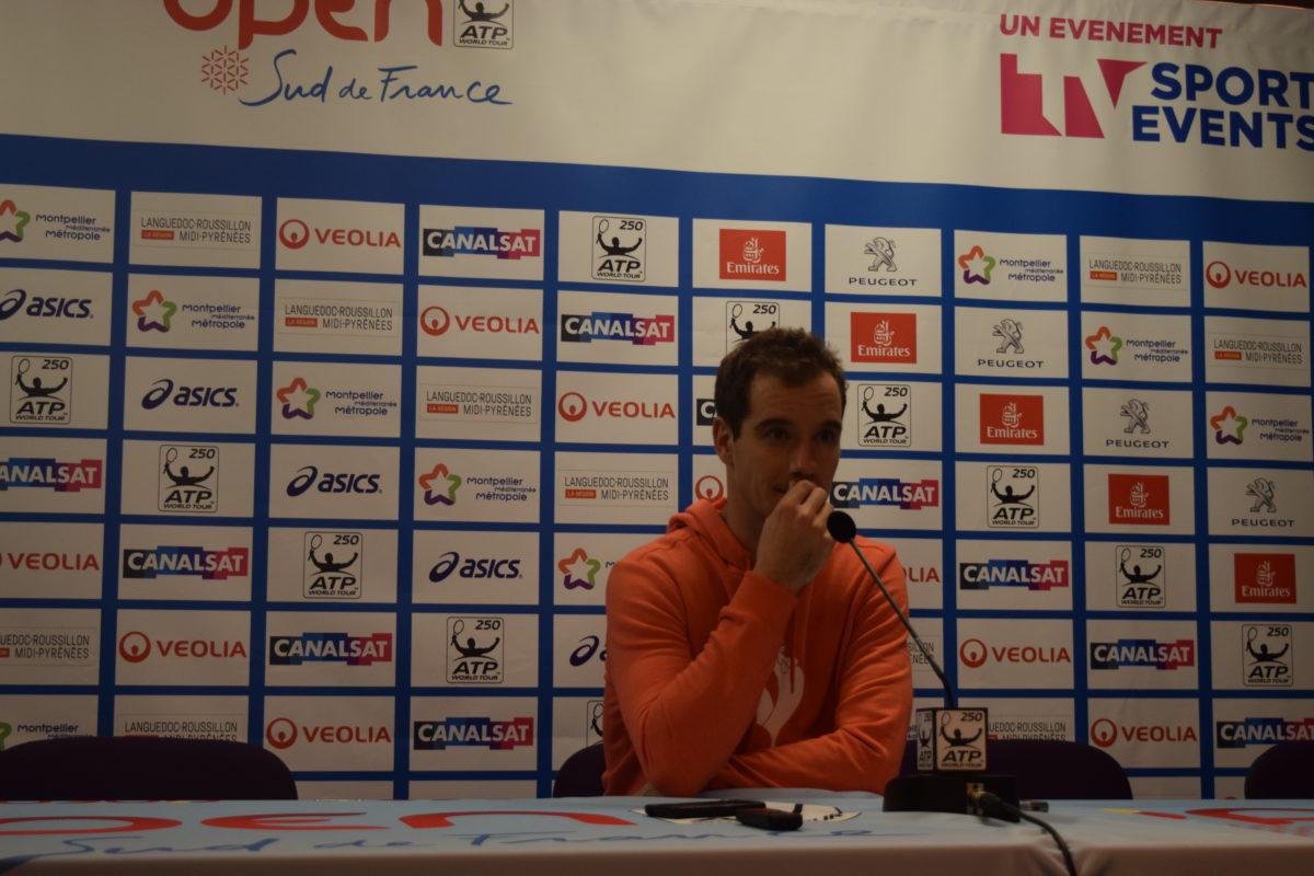 Open Sud de France : Gasquet et Mathieu filent en demi-finale