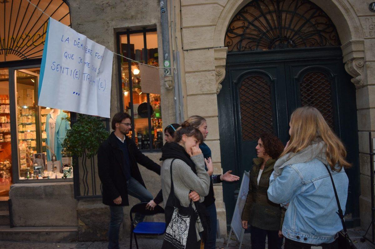 Pour la « France Insoumise », la primaire est dans la rue