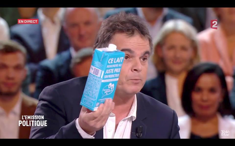 « C'est qui le patron ? » : une brique de lait devient l'égérie d'un nouveau mode de consommation positif