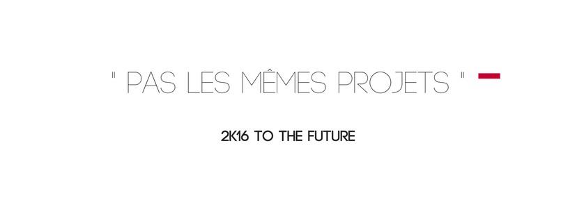 Logo du label Pas Les Mêmes Projets