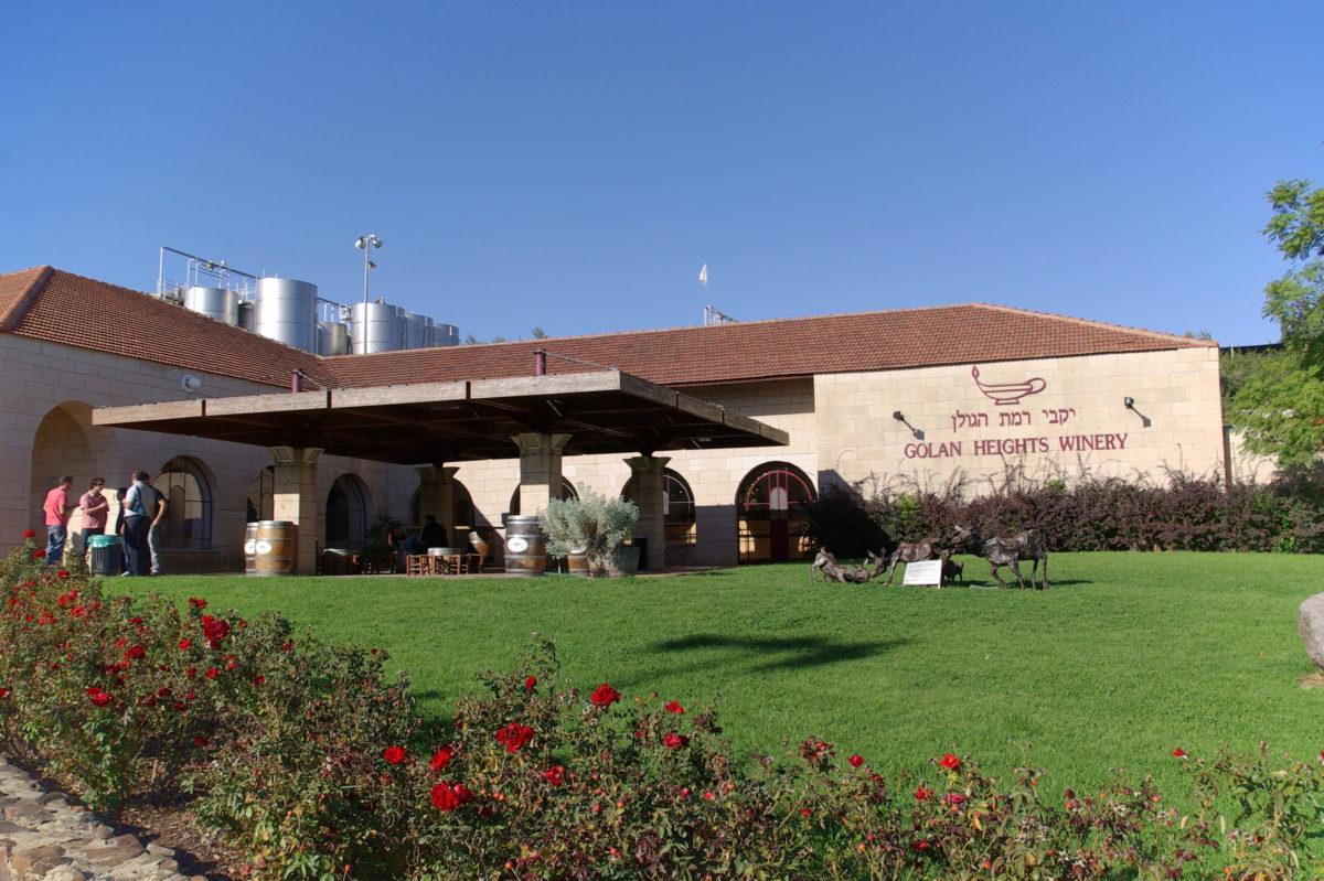 Du vin produit dans des colonies israéliennes à Vinisud