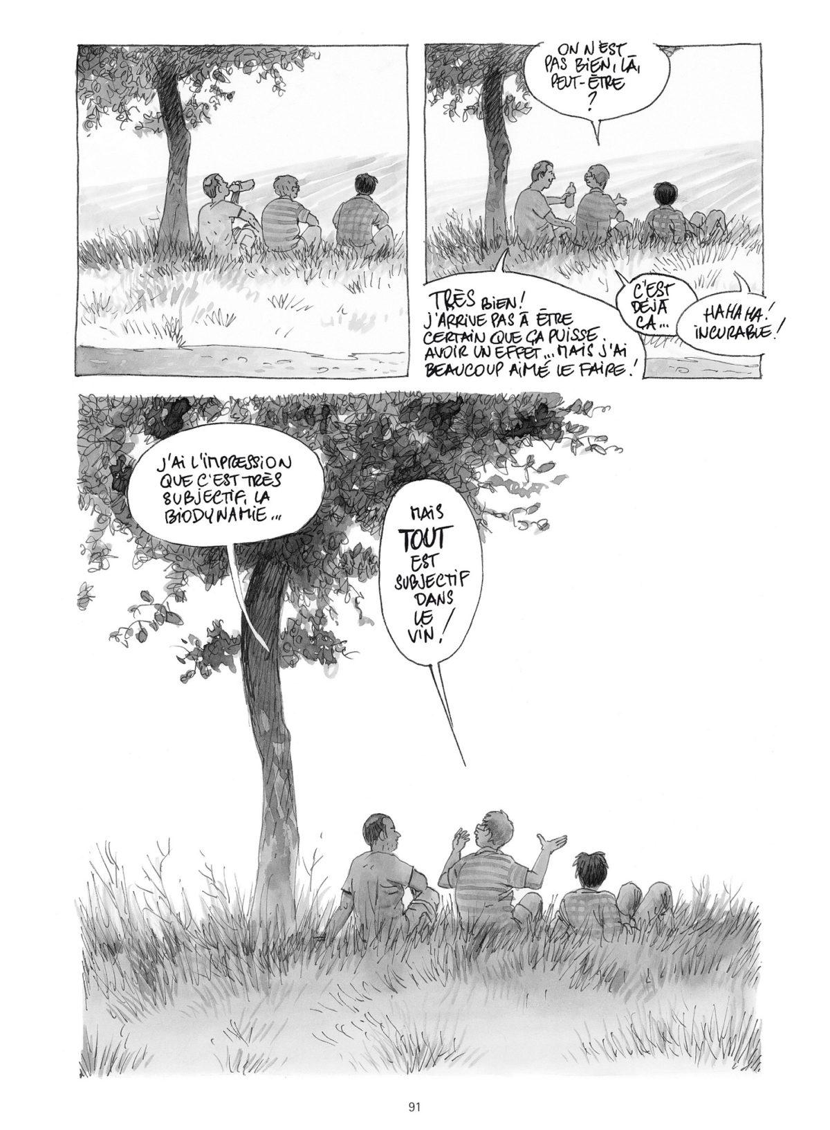 Étienne Davodeau : « Même si «Les Ignorants» est terminé, l'expérience continue »