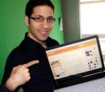 Michel Morcos est l'un des deux développeurs de Weplug