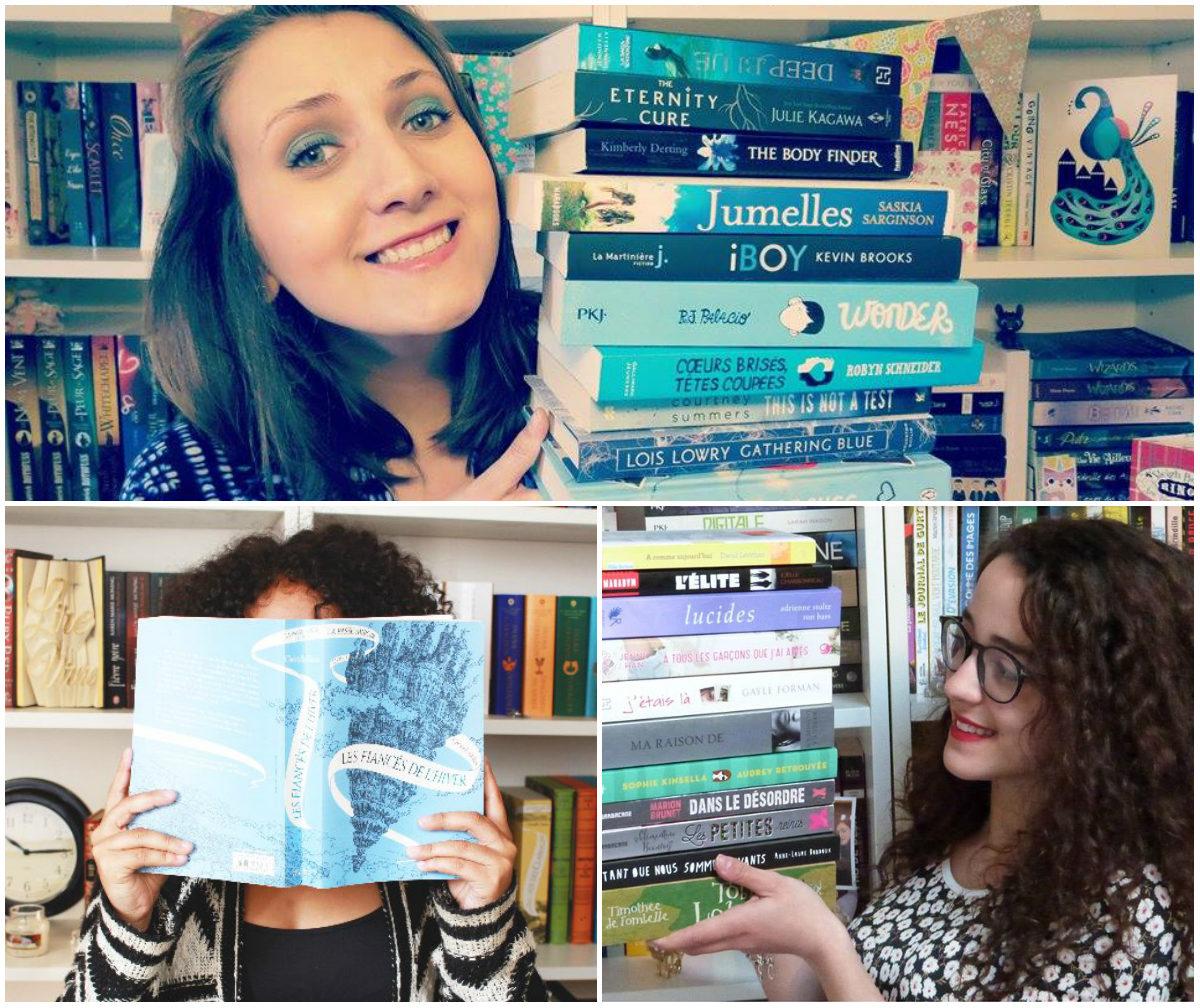 Les «booktubeurs», nouveaux prescripteurs littéraires des adoset des plus grands