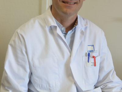 Dr Eric Jeziorski, pédiatre au CHU de Montpellier