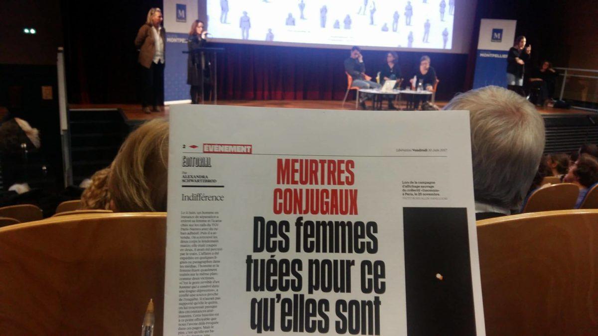 Violences faites aux femmes : une soirée autour du « féminicide »