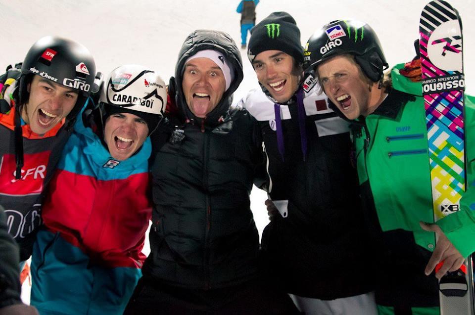 Sotchi 2014: Kevin Rolland, le petit prince du ski freestyle