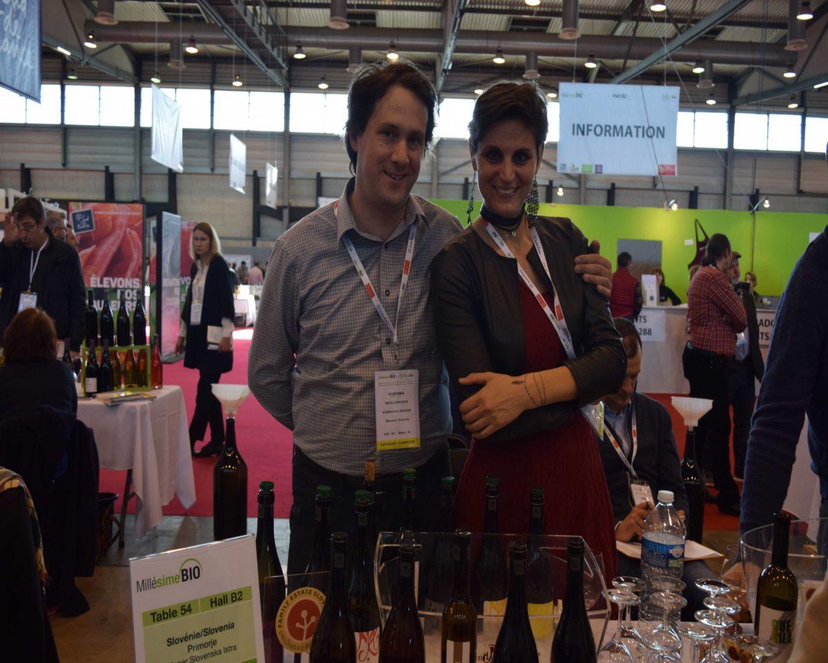 Vieille terre de vin, la Slovénie affiche ses pionniers bio