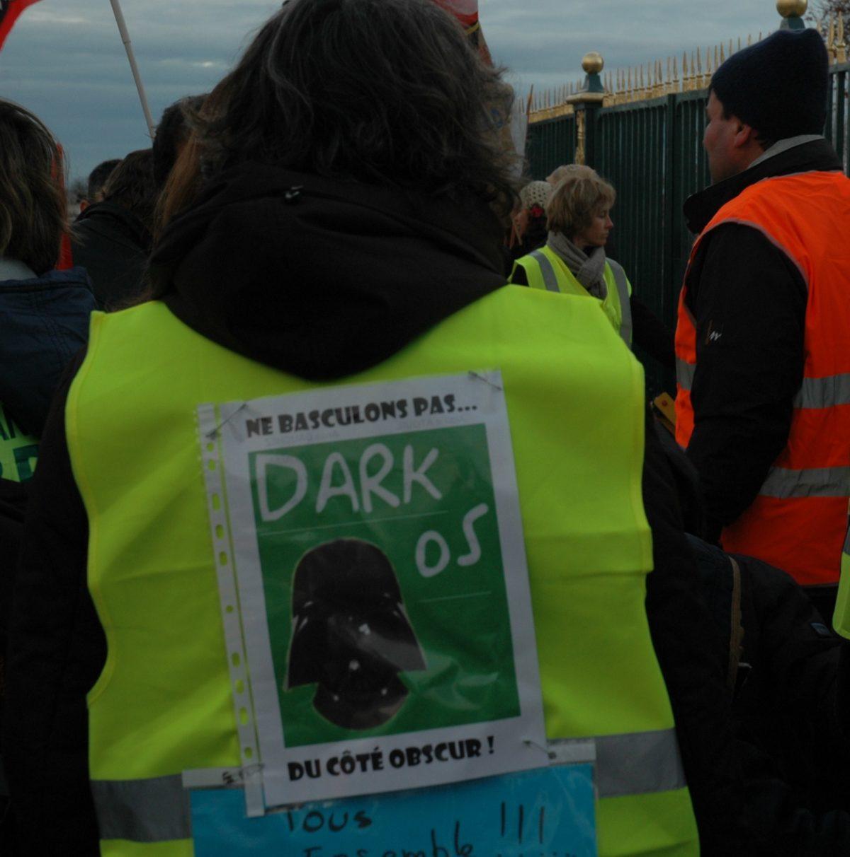 A Montpellier, la mobilisation anti-Darcos ne faiblit pas