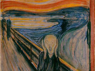 Edvard Munch - Le cri - 1893