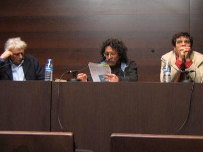 Armand Mattelard, Jean-Jacques Gandini et Gilles Sainati