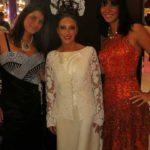 Christelle, Céline et Emilie, bénévoles, Le showroom de Vautes mariage