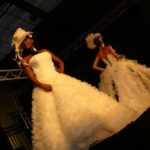 Défilé, robes du Showroom de Vautes mariage