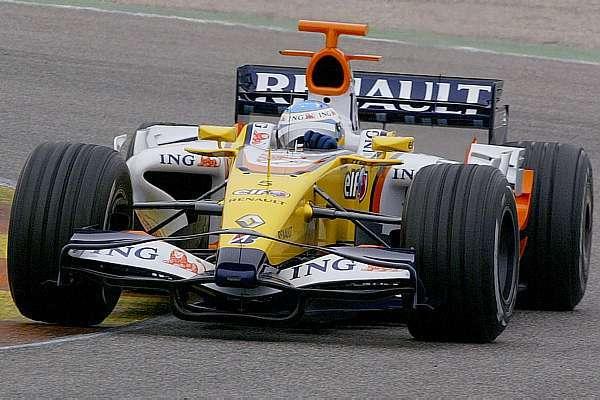 Alonso fait son retour chez Renault