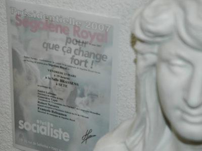En plus de Georges Frêche, Ségolène Royal peut se targuer du soutien de la maire Hélène Mandroux et de Robert Navarro, le secrétaire réélu de la fédération héraultaise.