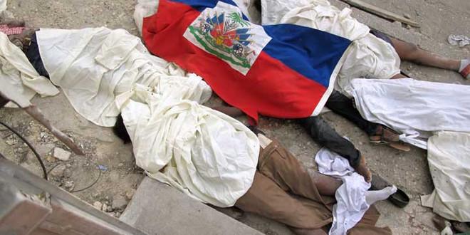Le président Abdoulaye Wade plaide pour le retour des Haïtiens en Afrique en les accueillant au Sénégal.