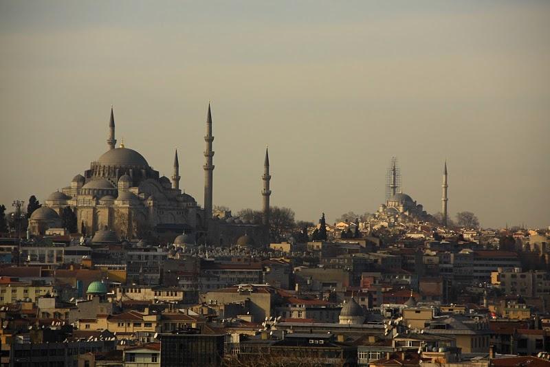 Istanbul entre dans le cercle des capitales européennes de la culture