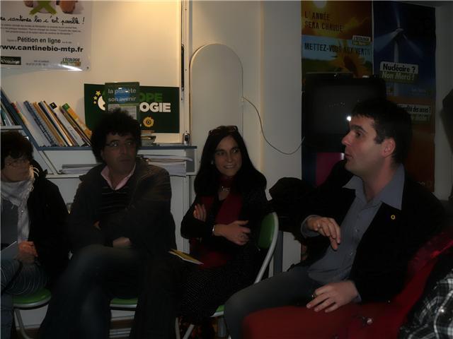 Europe Ecologie peaufine sa stratégie