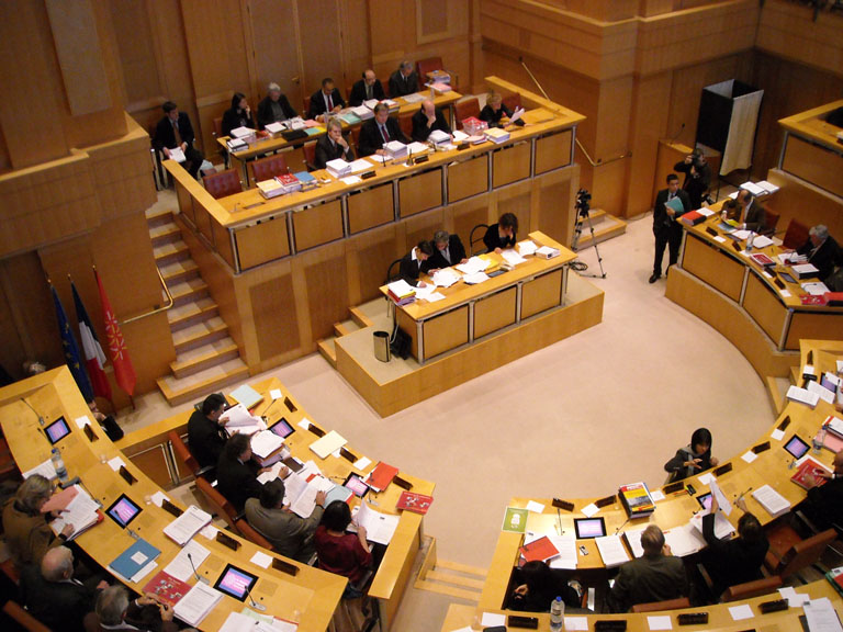 Le Conseil régional : mode d'emploi