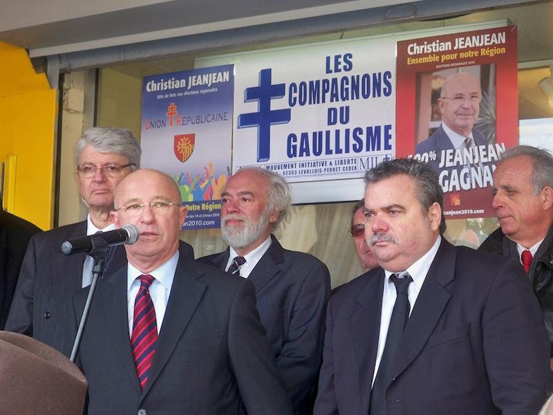 Jeanjean lance sa campagne au Mas-Drevon