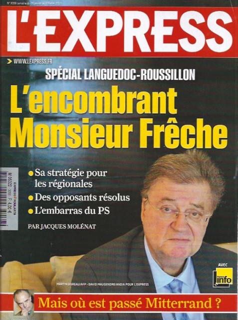 Jacques Molénat, retour sur «la» phrase qui a fait basculer le PS contre Frêche