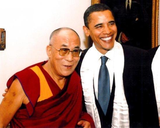 Rencontre au sommet entre deux Prix Nobel de la Paix