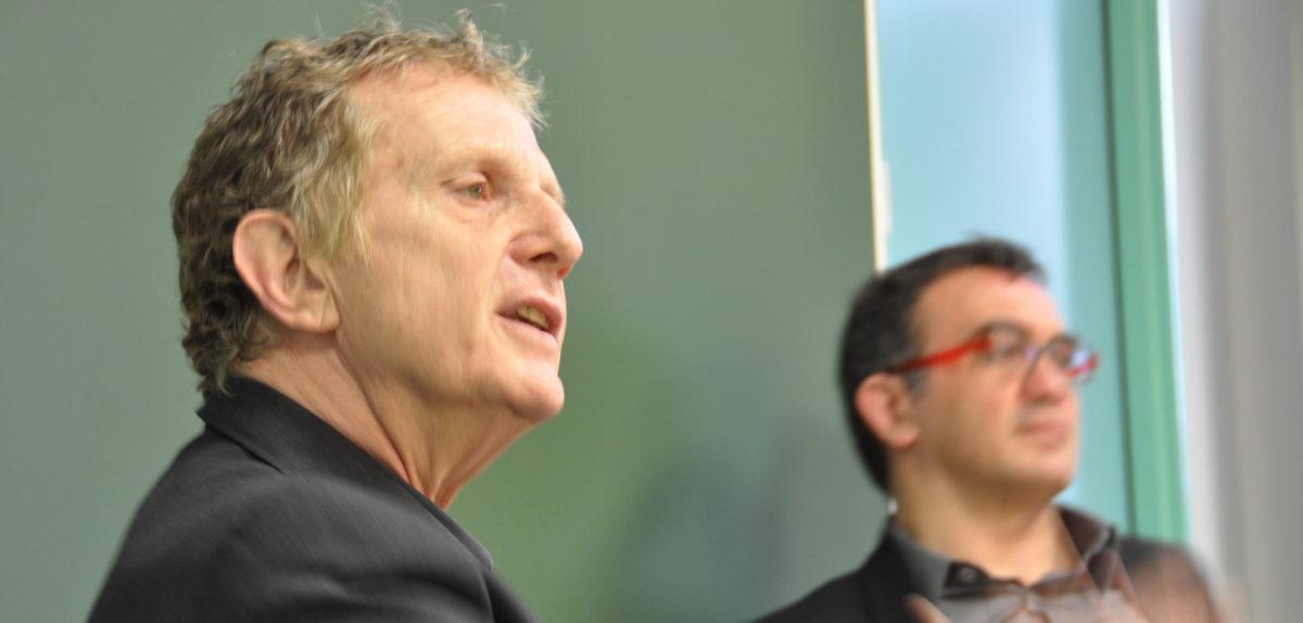 Frédéric Schlesinger : «Demorand a toujours refusé de déjeuner avec les politiques»