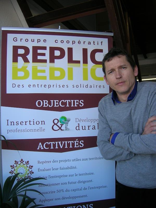 L'économie sociale et solidaire « Replic » en Languedoc-Roussillon