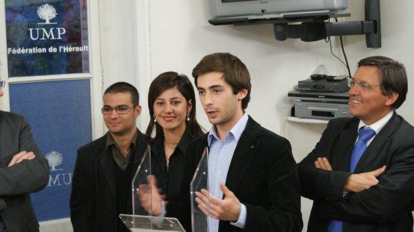 Romain Ferrara: «Pour moi, Raymond Couderc est le meilleur candidat»