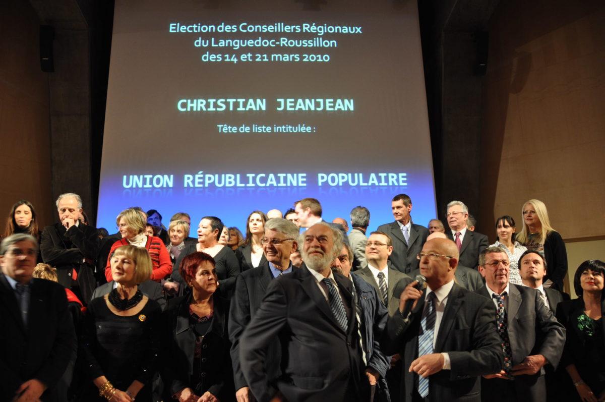 Christian Jeanjean en route pour les Régionales
